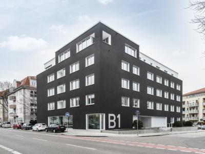 Burgkstraße 1 in Dresden – Neubau an der Straßenkreuzung