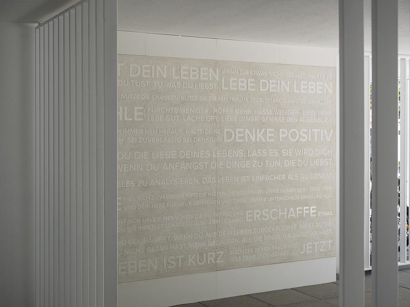 Burgkstraße 1 in Dresden – Blick auf das FIRA®-Motto