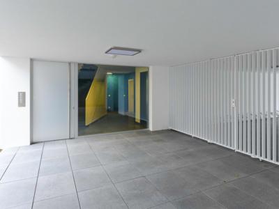Burgkstraße 1 in Dresden – Eingangstür des Feng-Shui-Hauses