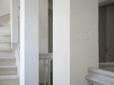 Kurländer Palais – die neue Treppenhausgestaltung