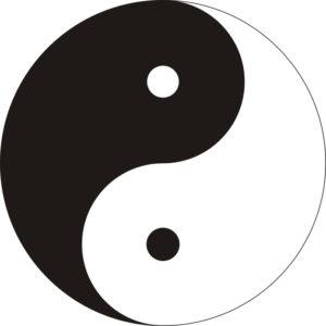 Das Feng-Shui-Symbol – die Harmonie von Yin und Yang